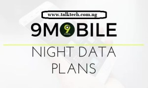 How to Activate 9mobile Night Plans in 2018