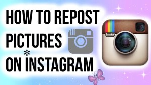 Repost on Instagram With Your Android Phone