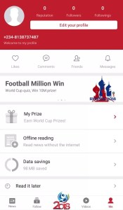 Get Unlimited Free Airtime on Opera News App among other Bounties
