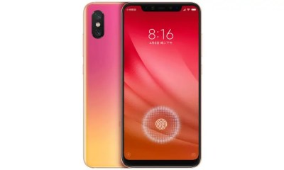 Xiaomi Mi 8 Pro Specifications and Price