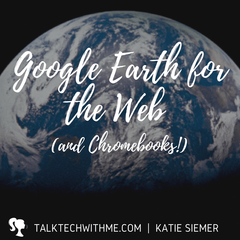Google Earth for the Web (and on Chromebooks!)