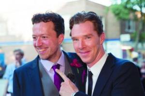 Video: Red Carpet News TV Photo: Enfield Independent (Benedict Cumberbatch and Jez Bond)