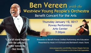 """Ben Vereen Steppin' Out Live"""