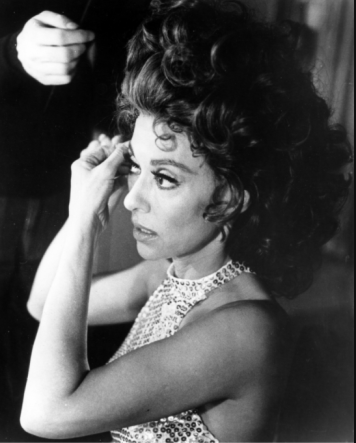 Still of Rita Moreno at The Ritz from the film RITA MORENO: JUST A GIRL WHO DECIDED TO GO FOR IT  Courtesy of Photofest