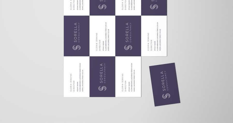 Branding for marketing consultancy