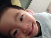 Sweet smile!