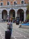 Leaving Pisa station and en route to Florence!