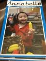 Annabelle's nursery book