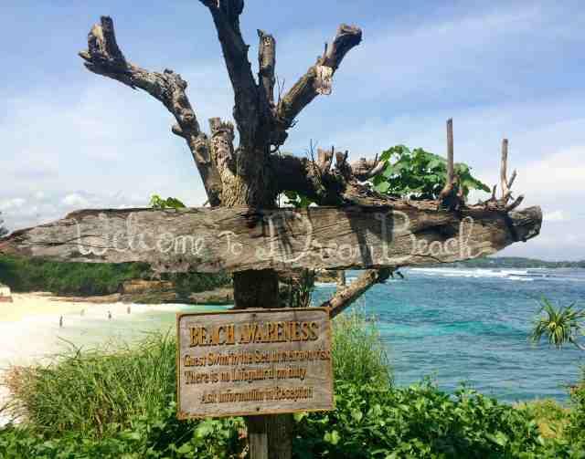 Dream Beach, Nusa Lembongan