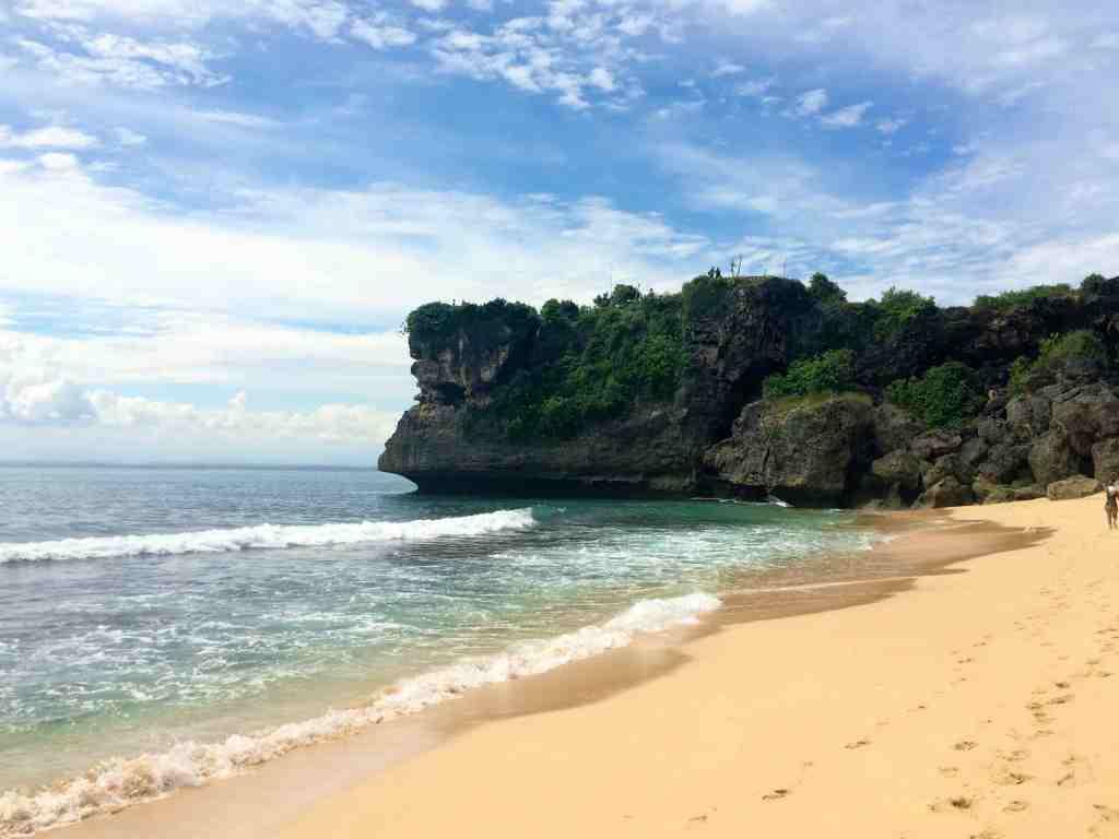 Balangan Beach, Bali Indonesia