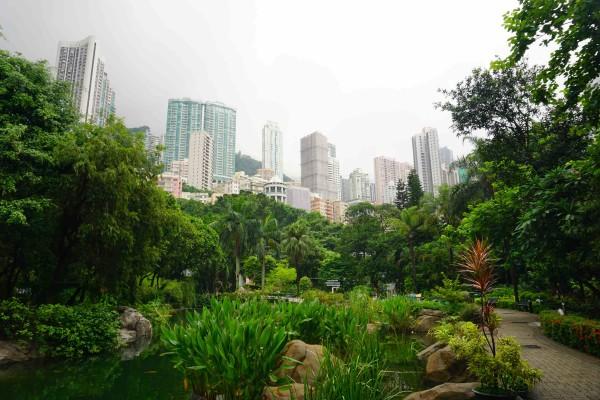 Hong Kong Park, Hong Kong Island, Hong Kong