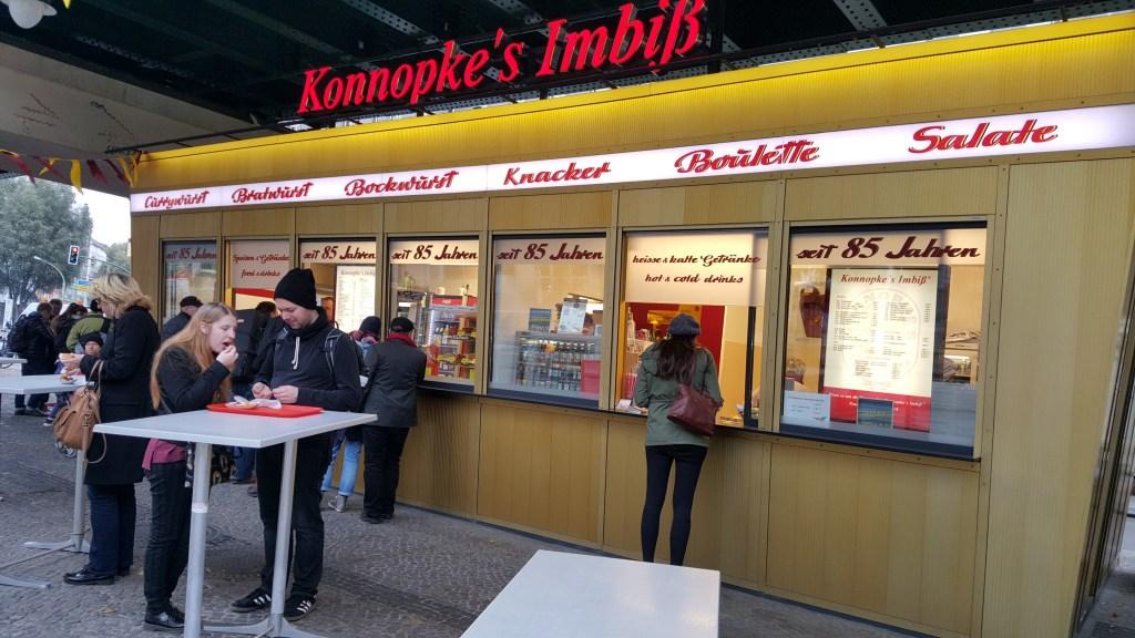 Konnopke-Imbiss