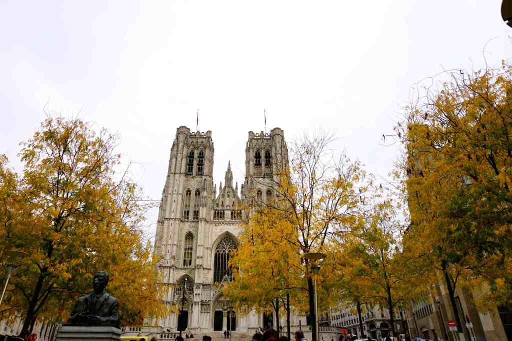 St. Nicolas' Church Brussels
