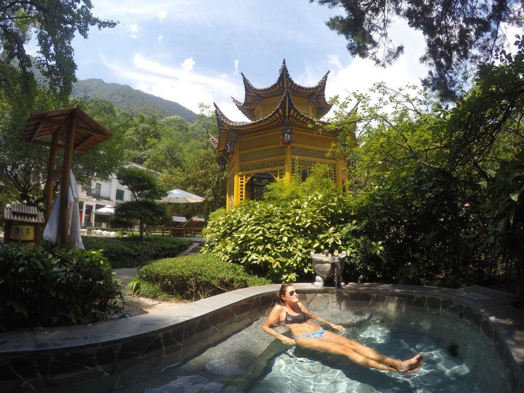 Huangshan Hot Springs