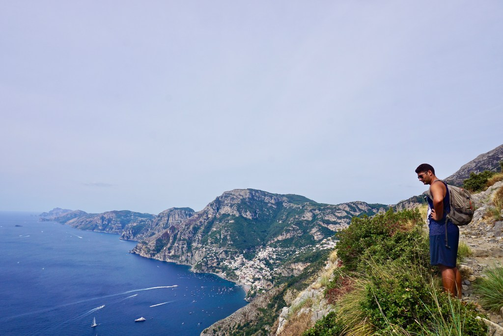 Path of the Gods, Positano, Amalfi Coast