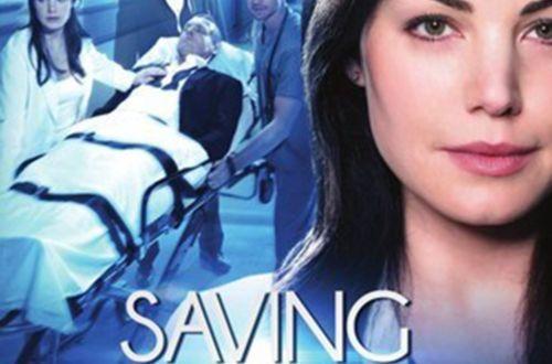 saving hope season 1 poster