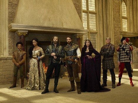 Galavant Cast