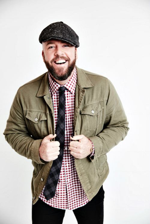 """NBCUNIVERSAL UPFRONT EVENTS -- Upfront Portrait Studio -- Pictured: Chris Sullivan, """"This is Us"""" -- (Photo by: Maarten de Boer/NBCUniversal)"""