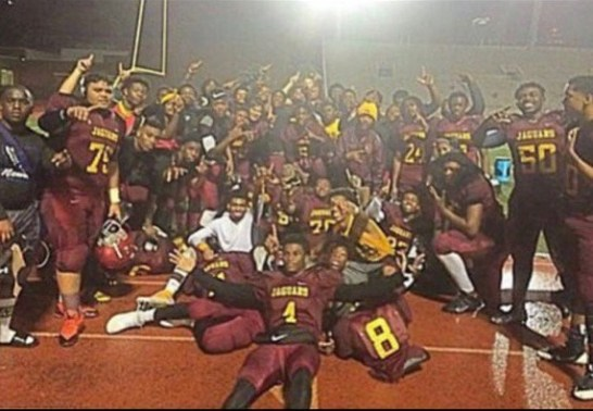 Maynard Jackson (left) and Carver will face off for the first time in football on Saturday, 4 p.m., at Lakewood Stadium, in the Class AAAAA-Region 6 opener for both teams.
