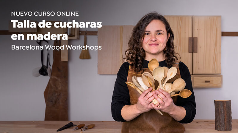 online spoon carving course