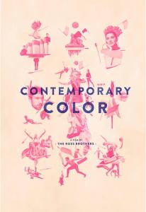 Contemp Color poster