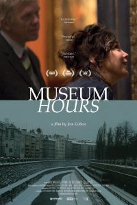 museum hours poster
