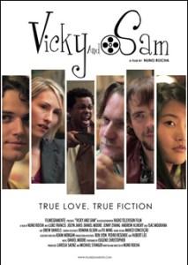 vicky & sam poster