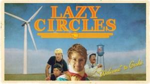 lazy circles poster
