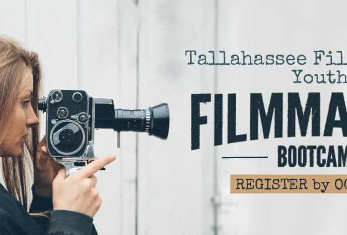 TFF Filmmaking Bootcamp slider