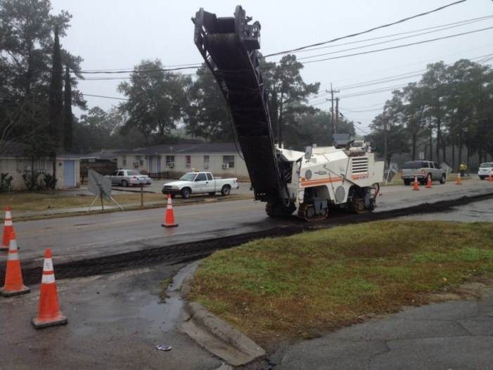 New Jersey Company Paves Tallahassee Roads with Workers from Out of Town