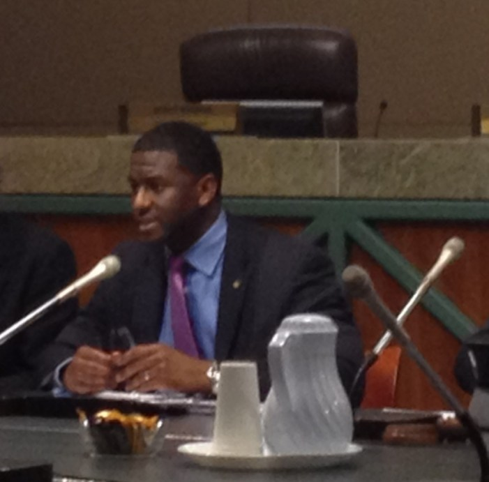 Mayor Gillum Proposes Strong Ethics Rules