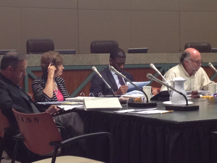 City Commissioners Back Executive Raises, Offer Some Tax Relief