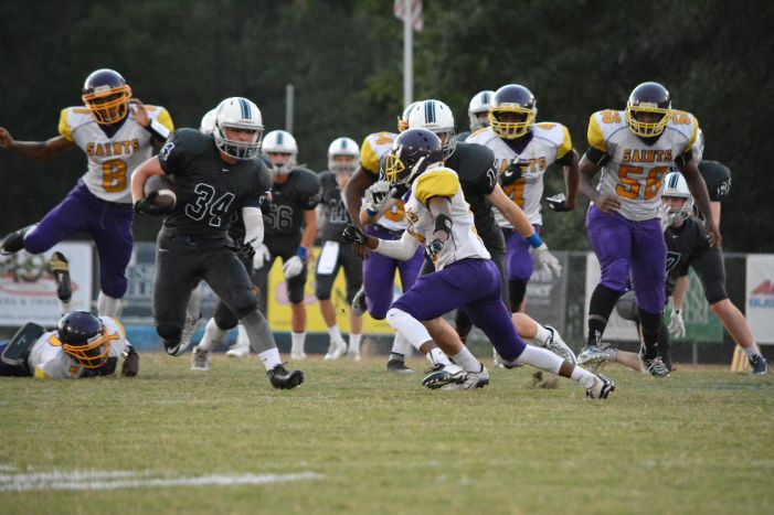 Agape Christian Saints upset Maclay Marauders 36-7