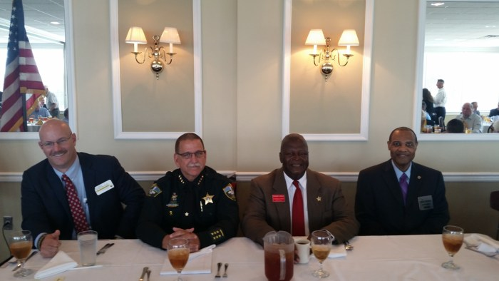 McNeil Pushes Crime Rate, A Campbell Endorses Strickland, and Elected Leaders Support Wood