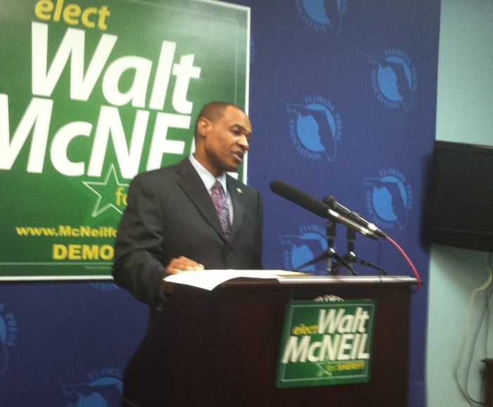 Sheriff Candidate McNeil Concerned About the Lack of Outrage Over Leon County Crime Rate