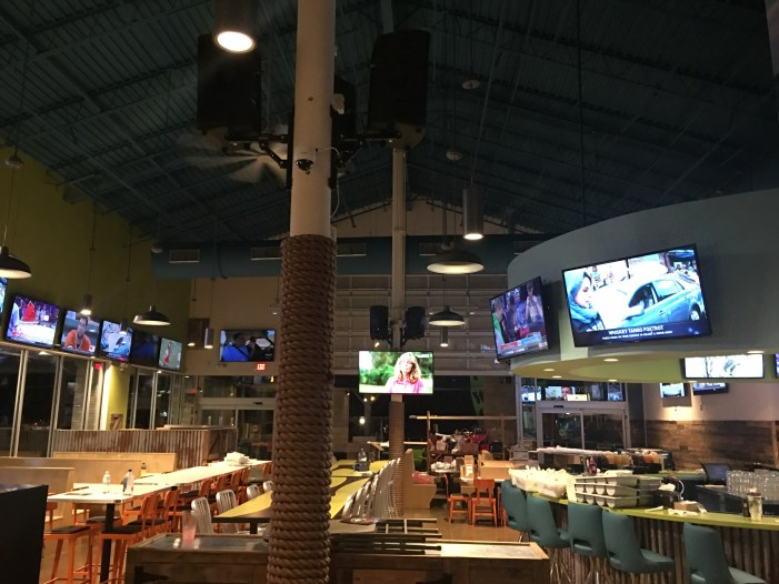 Get Baked at Island Wing Company Grill & Bar