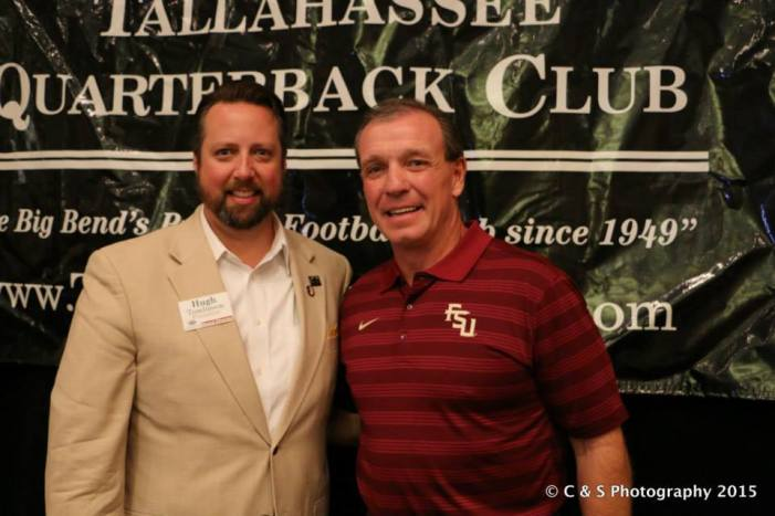 Tallahassee Quarterback Club Kicks-Off 67th Season with Jimbo Fisher