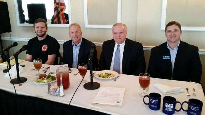 NEBA Forum Generates Frank Discussion on Permitting