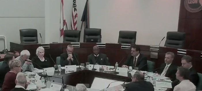Leon County Citizen Charter Review Committee Addresses CRA's & Ethics