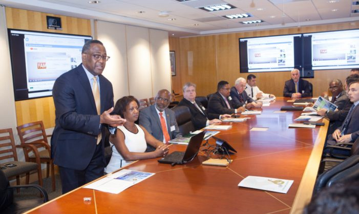 FAMU Leadership Meets with Federal Officials to Discuss Center of Excellence