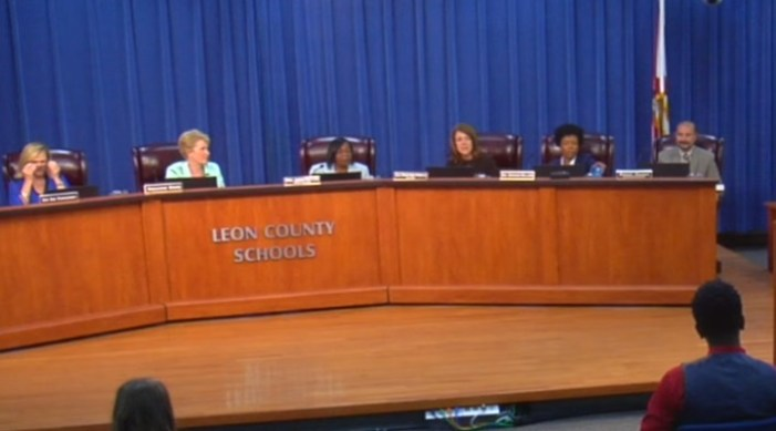 Leon School Board Proposes Policy Addressing Improper Relationships