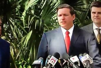 DeSantis Presses Lawmakers For Pot Changes