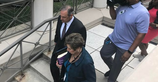 Maddox, Carter-Smith Plead Guilty