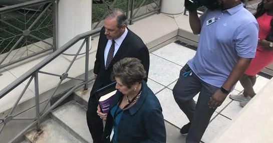 Maddox Disputes Burnette Bribery Charge on the Stand