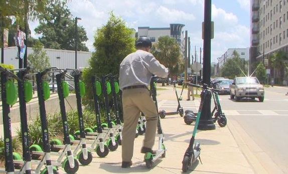 Commissioners to Vote on Ordinance Amending E-Scooter Program