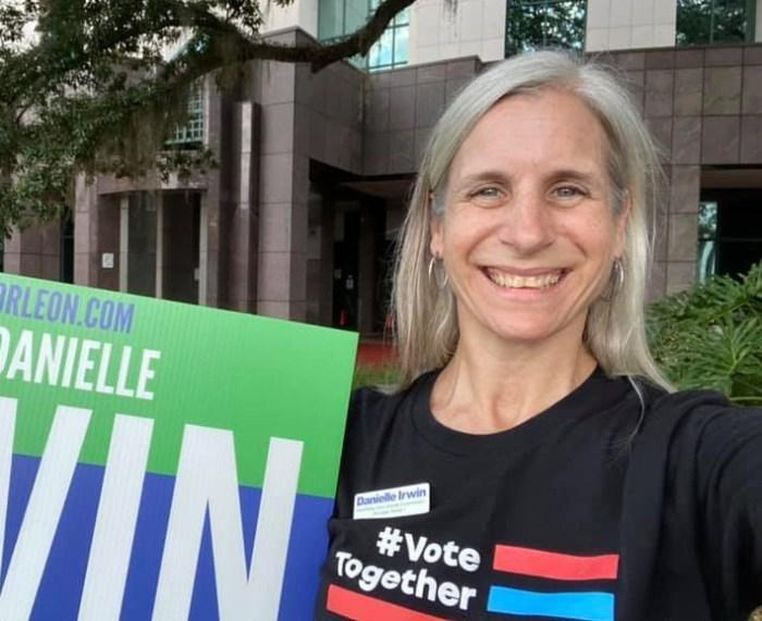 County Commission Candidate Profile: Danielle Irwin
