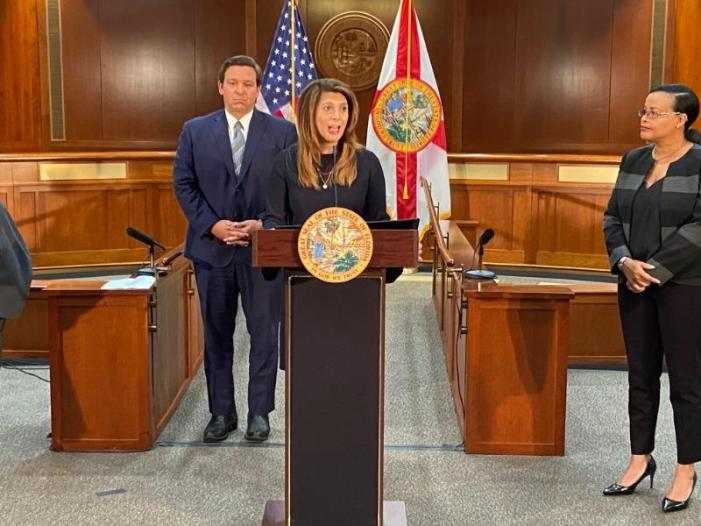 DeSantis Taps Appellate Judge to Serve on Supreme Court
