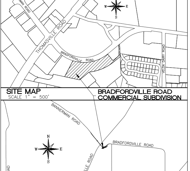 UPDATED: County Commission Approves Bradfordville Road Commercial Plat