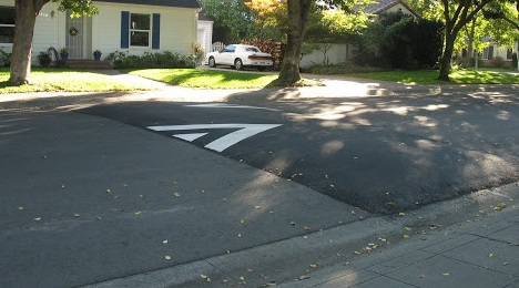 County Commissioners Approve New Traffic Calming Policy