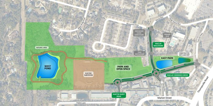 Blueprint Seeks Input on Market District Park